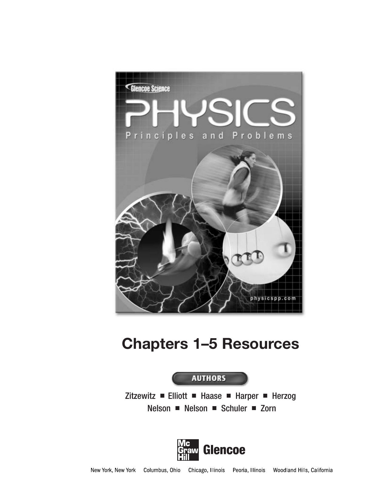 Chapters 1 5 Resources
