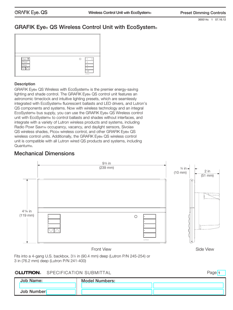 Swell Lutron Dimming Ballast Wiring Diagram On Energitripak For Within Wiring Cloud Hisonuggs Outletorg