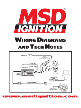 Msd Rpm Switch Installation Instructions