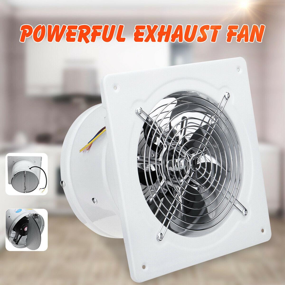 high speed exhaust fan toilet kitchen