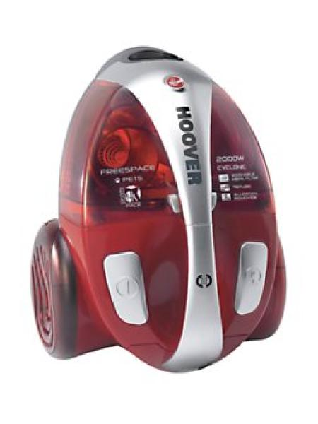 Hoover 2000W Freespace Bagless Cylinder Vacuum Cleaner