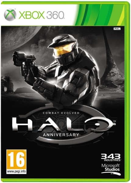 Halo Combat Evolved Anniversary Xbox 360 Zavvi