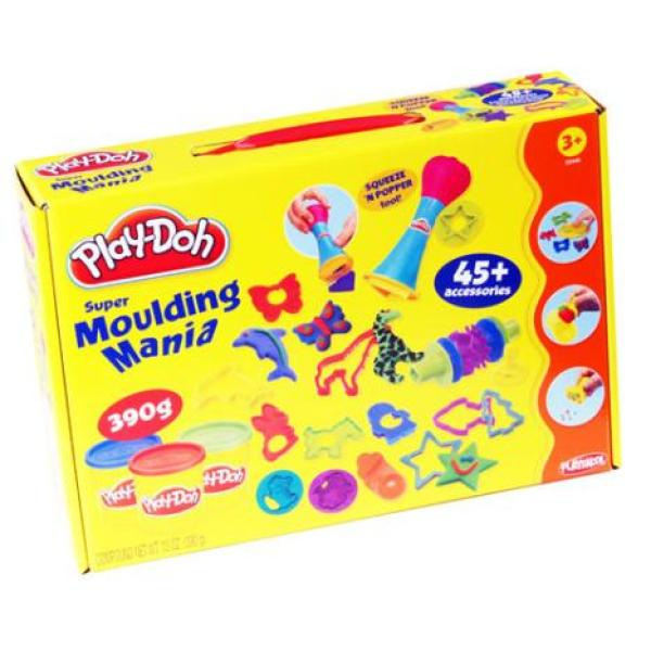 Play Doh Super Moulding Mania Toys