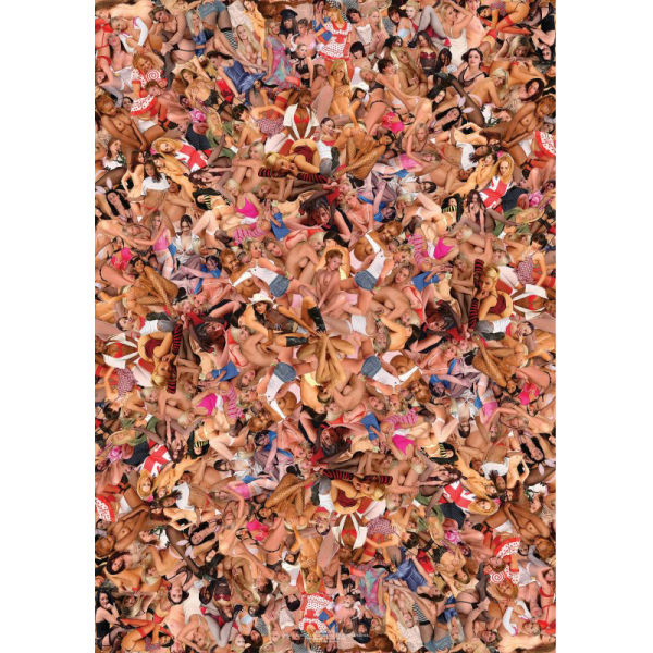 Boys Raunchy Wrapping Paper IWOOT