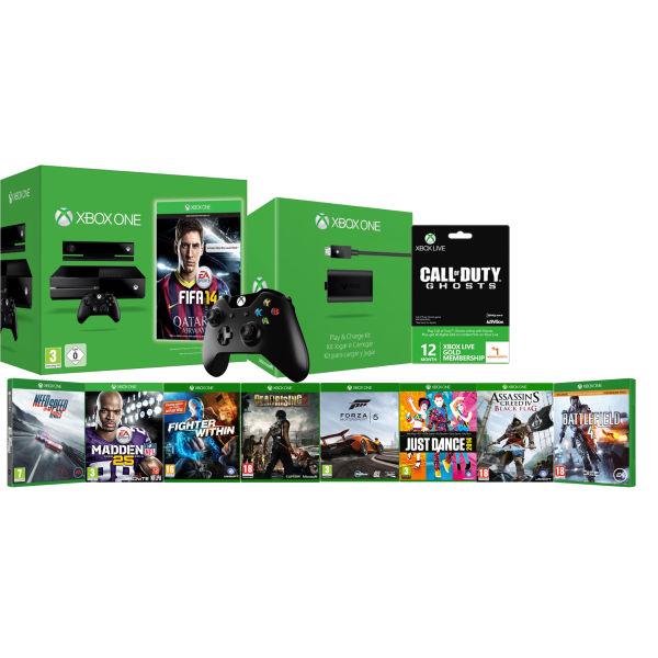 Xbox One Goliath Bundle Games Consoles