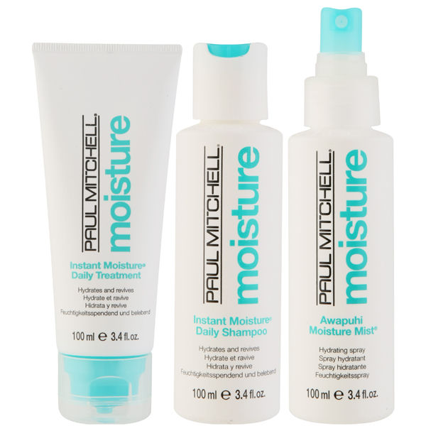 Paul Mitchell Take Home Moisture Kit 3 Products Free