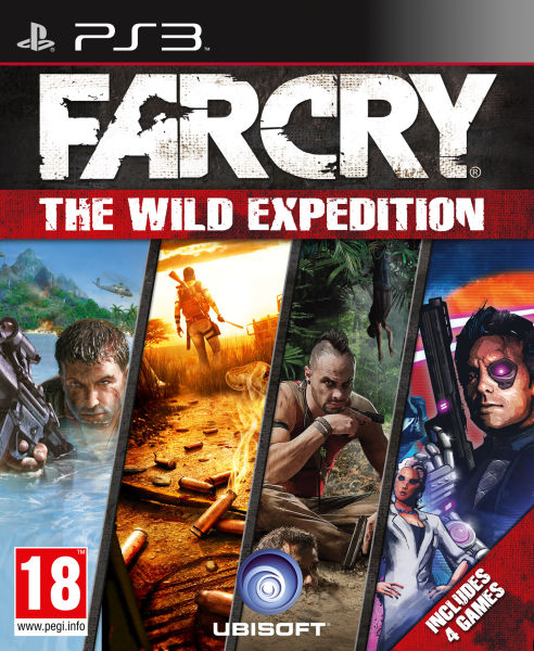 Far Cry The Wild Expedition PS3 Zavvi