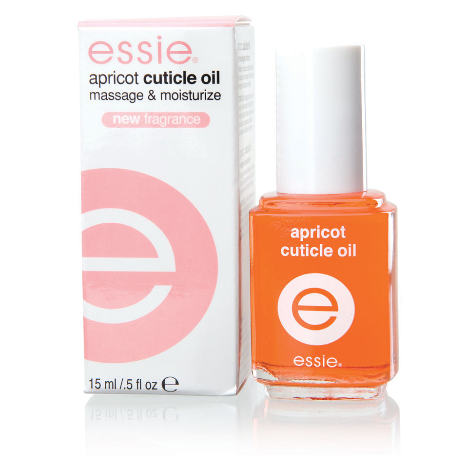 Essie Apricot Cuticle Oil 15ml Free Shipping