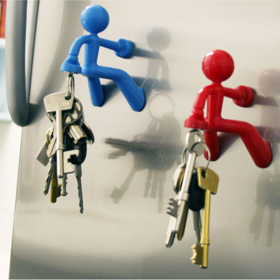Key Pete The Super Strong Magnetic Key Holder IWOOT