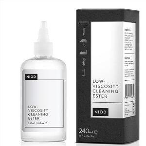 NIOD Low-Viscosity Cleaning Ester - 240ml
