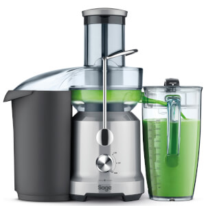 Sage by Heston Blumenthal BJE430SIL the Nutri Juicer Cold