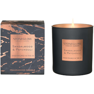 Stoneglow Luna Collection Sandalwood and Patchouli Tumbler