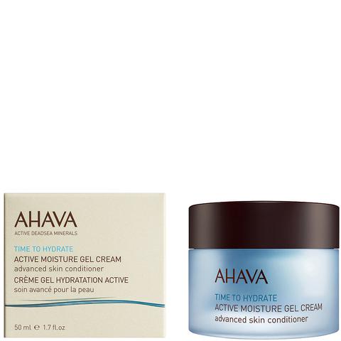 AHAVA Active Moisture Gel Cream Skinstore