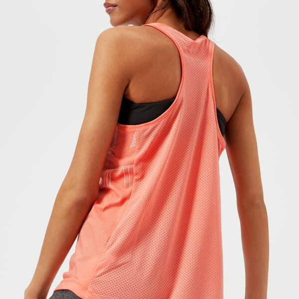 adidas Terrex Women's Amplifier Tank Top - Chalk Coral