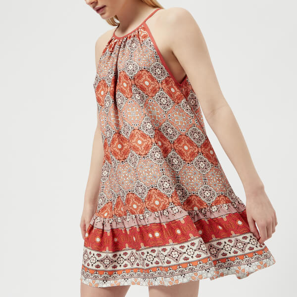 MINKPINK Women's Days In Marrakesh Dress