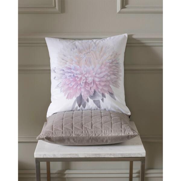 Trend - Karl Lagerfeld Adahli Floral Cushion - Purple