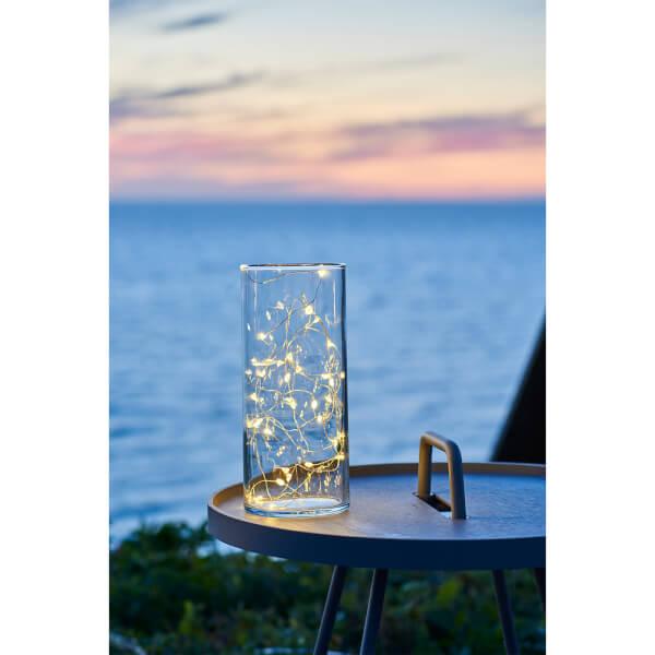 Sirius Maggie Diamond 20 LED String Lights - 1.9m