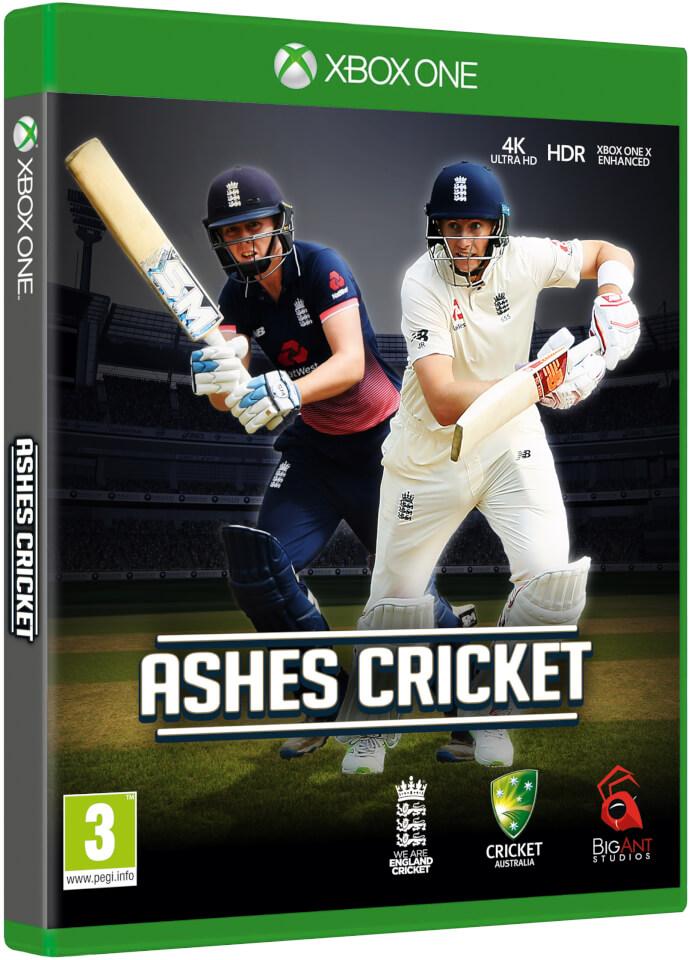 Ashes Cricket Xbox One Zavvi