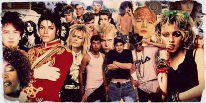 Bildresultat för 1980's music