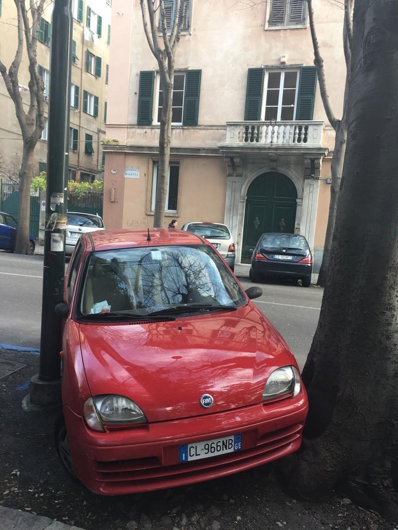 szervezzen parkolást a ház közelében és pénzt keressen)