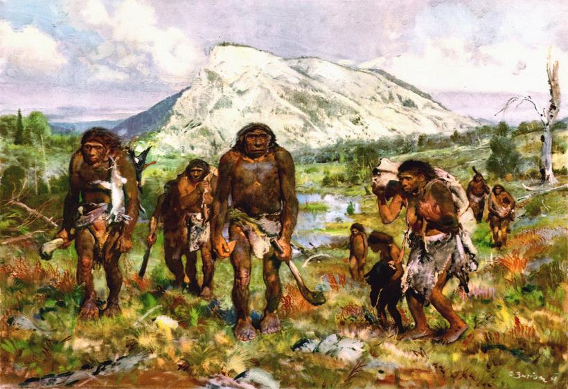 Qədim mağarada neandertallar tapıldı:100 min əvvəl yaşayıblar
