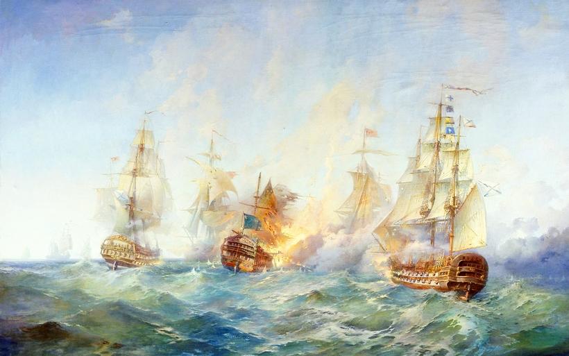 Пираты Эгейского моря: как русские моряки основали колонию под носом у турок