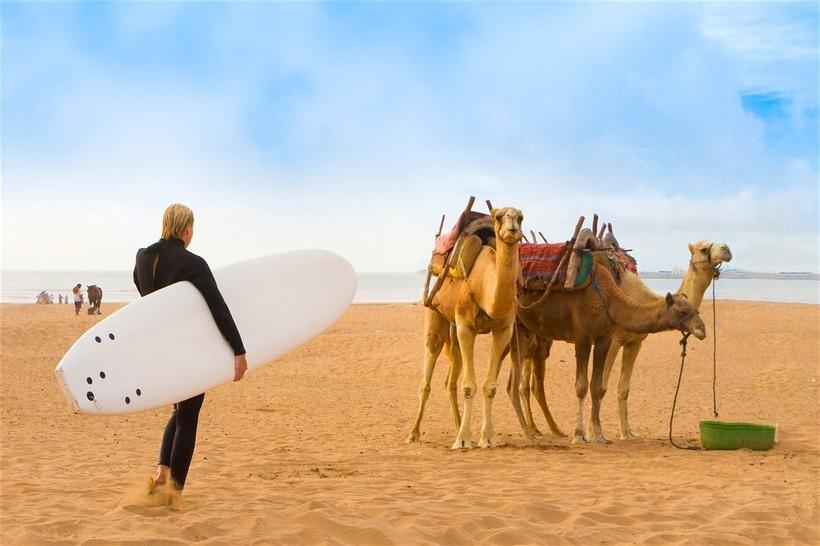 Море и горы: 5 лучших мест в мире, где можно кардинально разнообразить путешествие