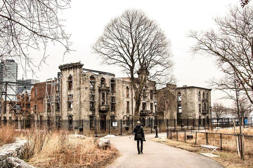 Заброшенная больница и другие места Нью-Йорка, о которых не знают путешественники