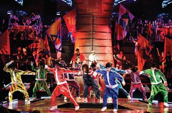 Cirque Du Soleil letras