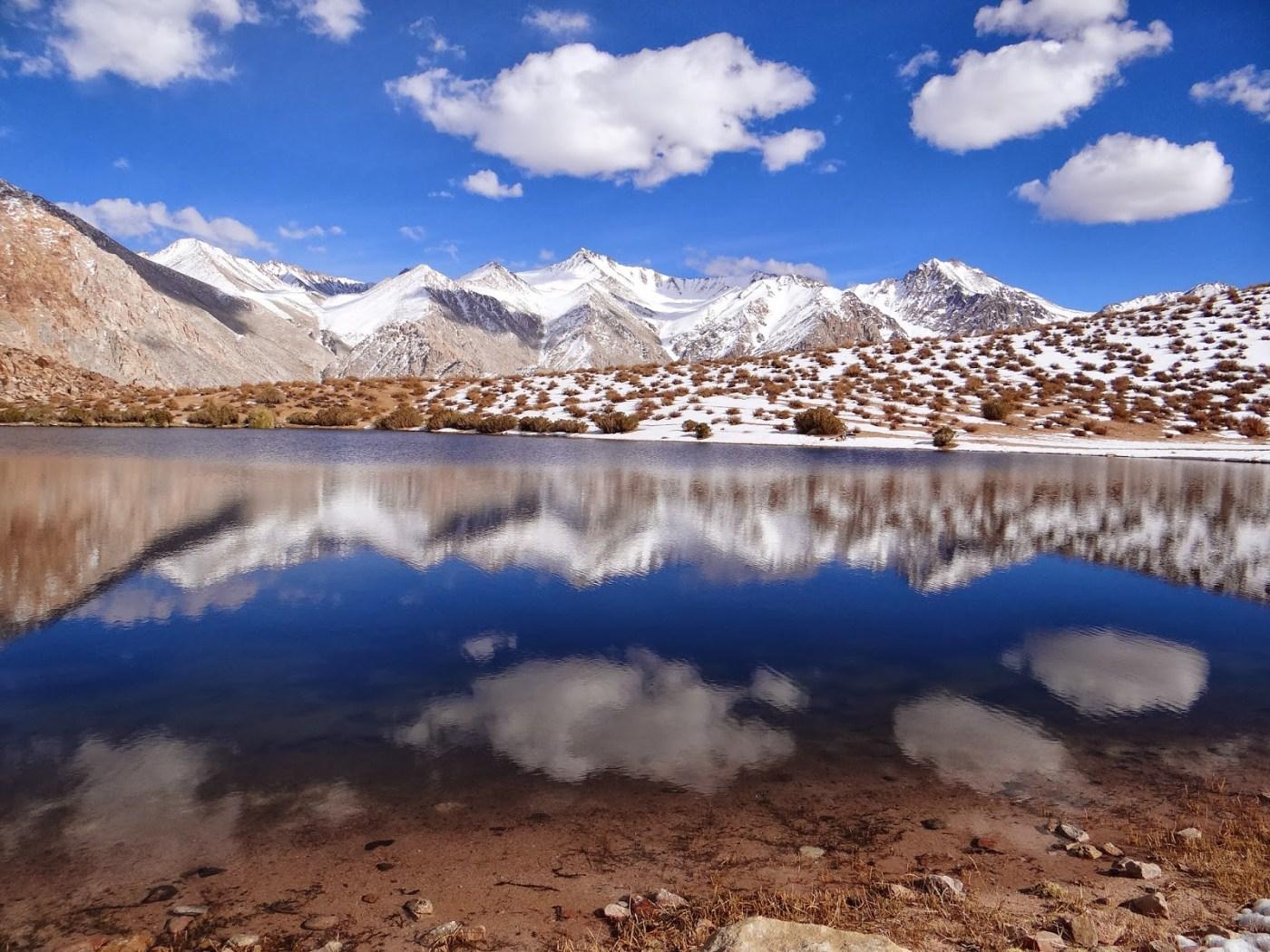 Wikiloc | Picture of Laguna el cepo, Final Ruta (1/1)
