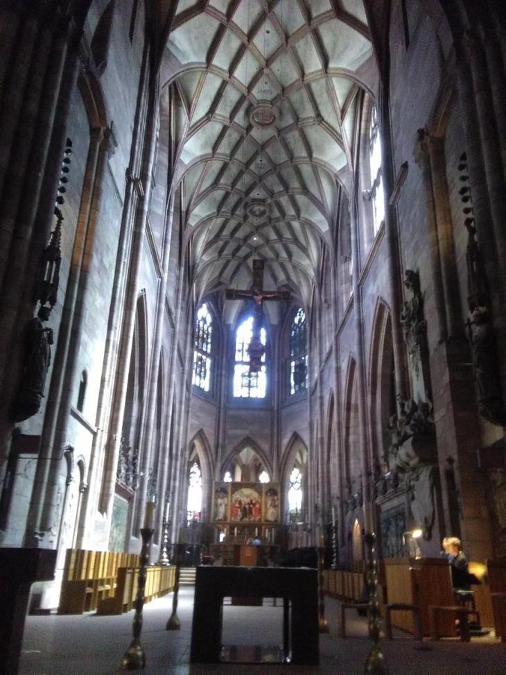 Wikiloc | Foto de CATEDRAL Nuestra Señora de Freiburg (3/6)