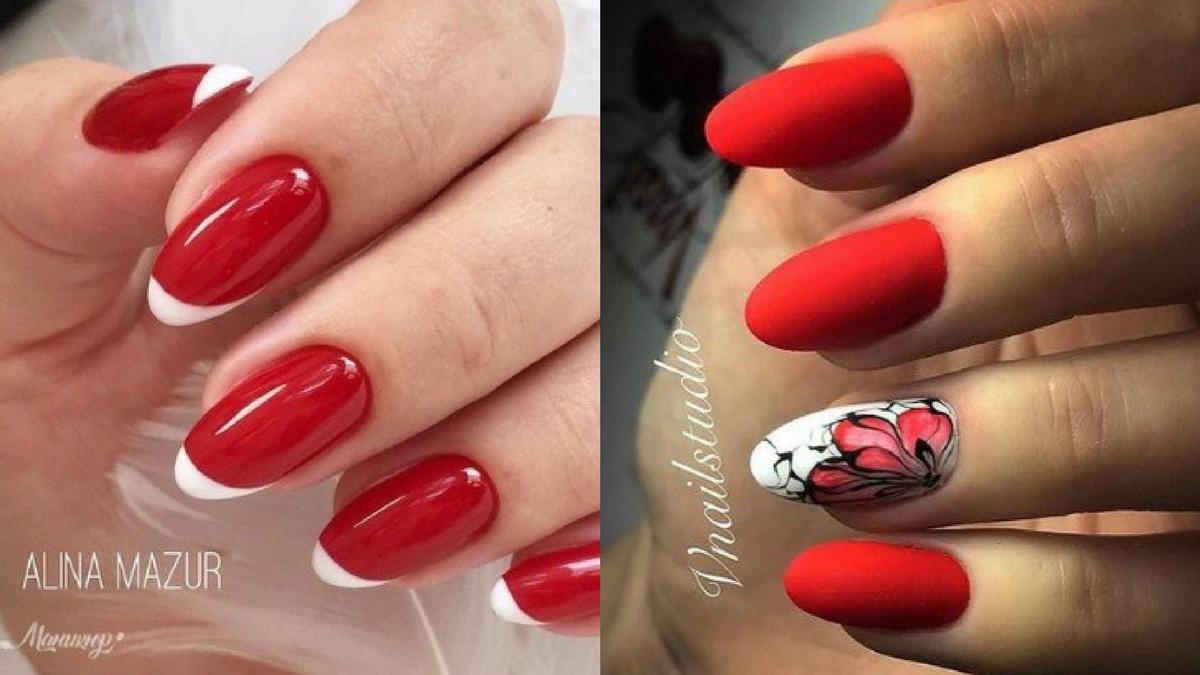 Czerwony Manicure Na Walentynki I Nie Tylko 20 Inspiracji I