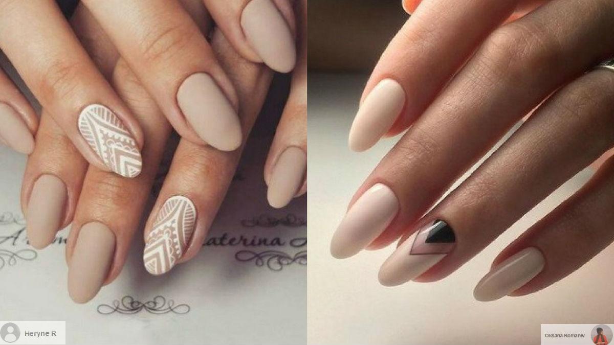 Manicure W Kolorze Nude 20 Najpiekniejszych Inspiracji I Wzorow