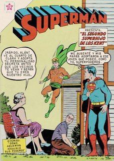 Superman – 5 Numeros: 244, 397, 542, 849, 921