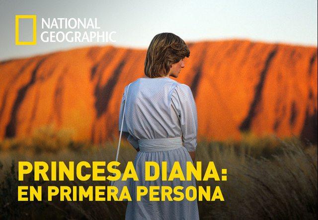 Princesa Diana: En primera persona (2017)