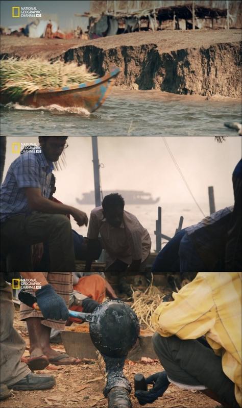 Reconstruir el Arca de Noé [2013] [NatGeo] [HDTV 720p]