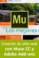 Video2Brain: Creación de sitio web con Muse CC y Adobe Add-ons (2015)