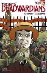 The New Deadwardians: Dan Abnett y I. N. J. Culbard – 1-8 – Vertigo 2012