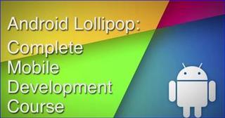 Desarrollo Android Lollipop – Aprenda a Crear aplicaciones Java para Android