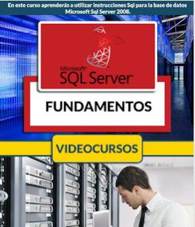 CursosdeComputación: Fundamentos de Microsoft Sql Server