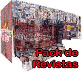 Pack de Revistas + Calendarios 2015 [34 Revistas]