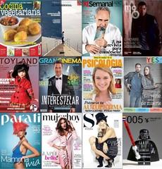 Pack de Revistas [20 Revistas]