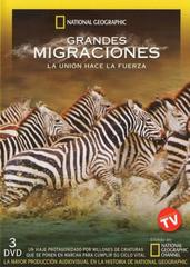 Grandes migraciones (2010) [7/7] [NatGeo] [DVDRip]