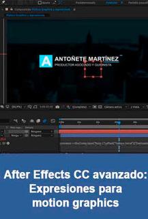 Video2Brain: Curso After Effects CC avanzado: Expresiones para motion graphics (2017)