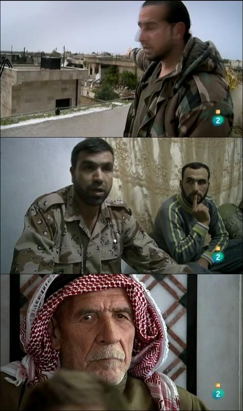 Siria entre dos frentes [2013] [Documentos TV] [WEBDL]
