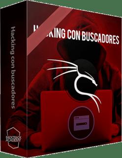 Backtrack Academy: Curso Hacking con buscadores (2016)