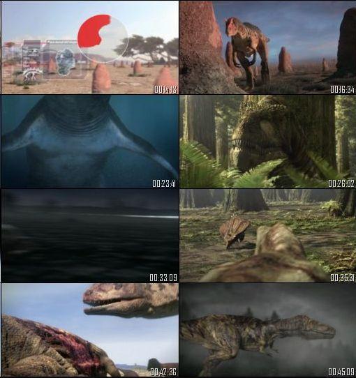 Planeta Dinosaurio [BBC] (2012) [3/3] [DVDRip]