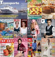 Pack de Revistas [12 Revistas]