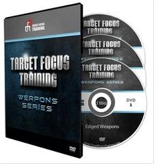 Entrnamiento Objetivo y Enfoque – Autodefensa contra Armas [5 DVDrip]
