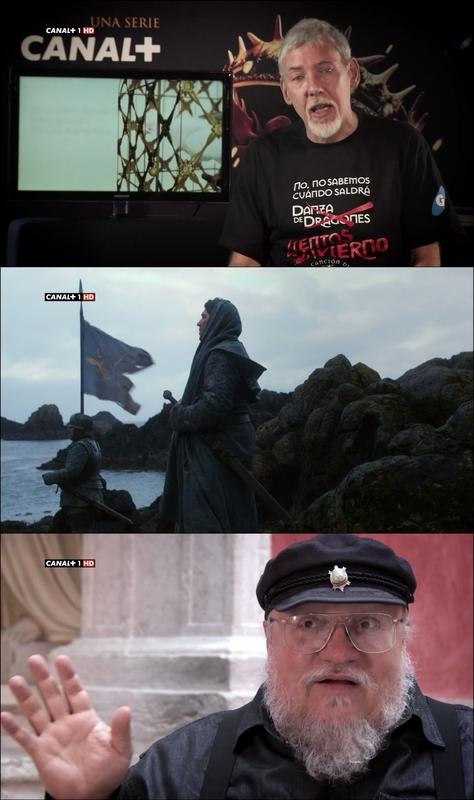 La larga historia de George Martin [2013] [HDTV 720p]